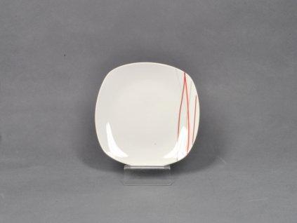 SENCILLA Talíř desertní 19 cm dekor