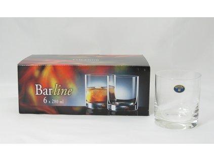 BARLINE Odlivka whisky 28 cl OF OKA