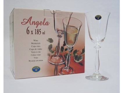 ANGELA Kalíšek víno 18.5 cl OKA