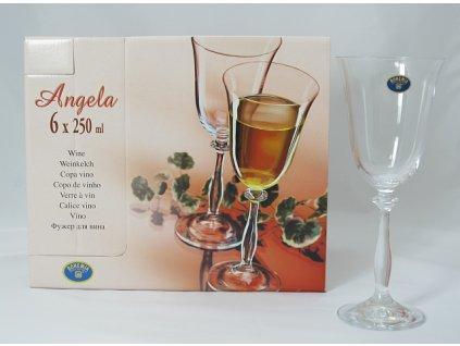 ANGELA Kalíšek víno 25 cl OKA