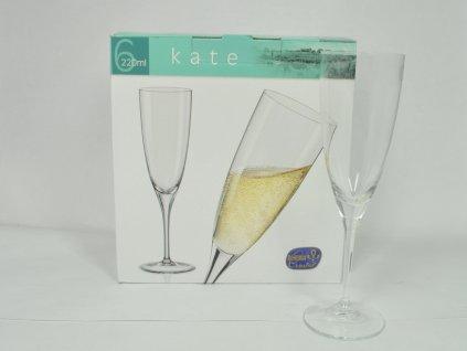 KATE Flétna šampaň 22 cl
