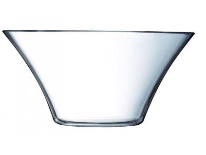 SALAD CLUB miska čirá 22 cm