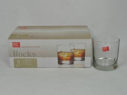 ROCKS Odlivka whisky 32 cl OKA