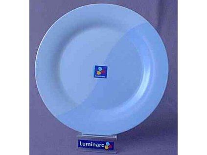 FUN BLUE Talíř plochý 27 cm modrý
