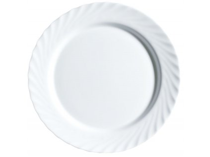 TRIANON/b Plato kulaté ploché 31 cm