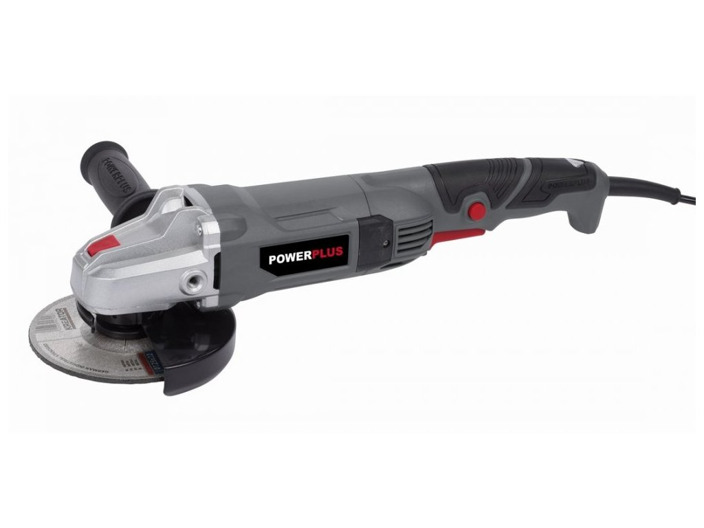 Powerplus POWE20020 Úhlová bruska 900 W - 125 mm