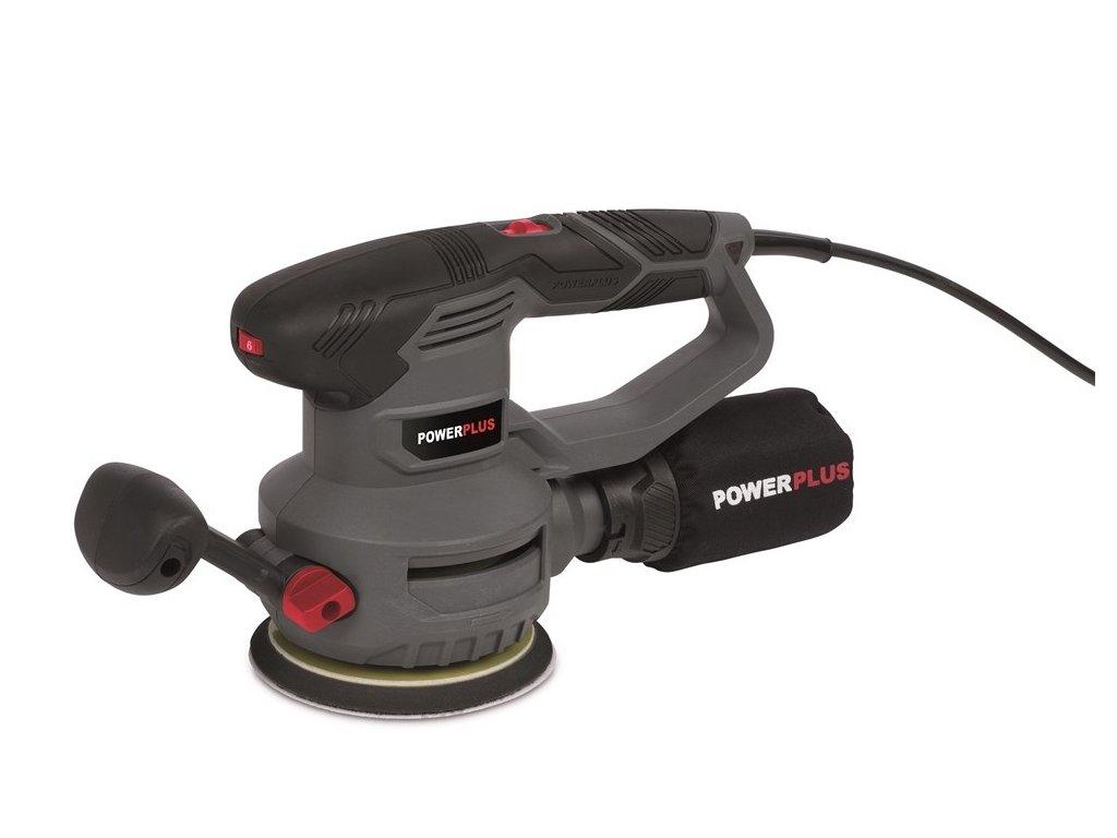 Powerplus POWE40030 Excentrická bruska 450 W