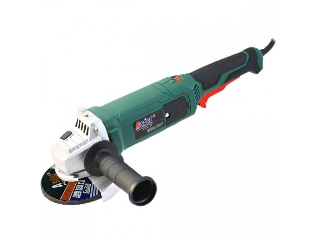 Asist AE3U120DN Úhlová bruska 1200W, 125mm