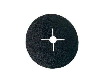 Brusný disk vulkánfíbrový na kov a dřevo 180 mm K100 ERBA ER-6218010