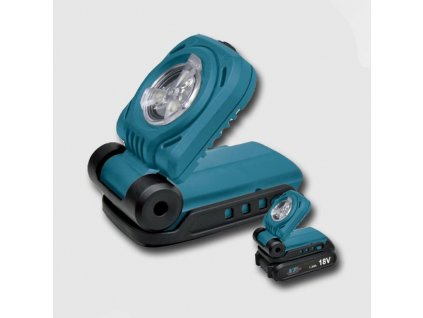 XTline XT102320 Aku svítilna 14,4/18V 3.0 Watt LED