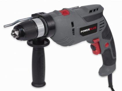 Powerplus POWE10030 Elektrická vrtačka s příklepem 720 W