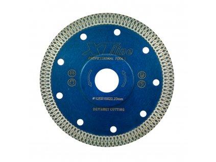 Kotouč diamantový turbo 115xx1,4x10x22,2mm