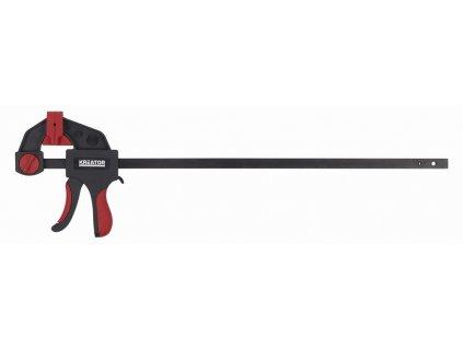 KREATOR KRT552204 Jednoruční svorka 700mm