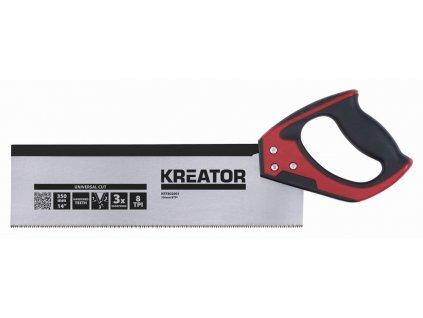 KREATOR KRT802001 Čepovací pila 350mm