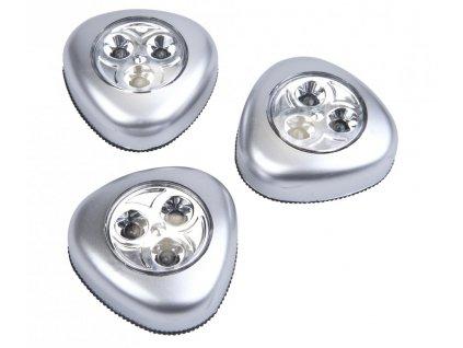 LED světlo cestovní dotykové