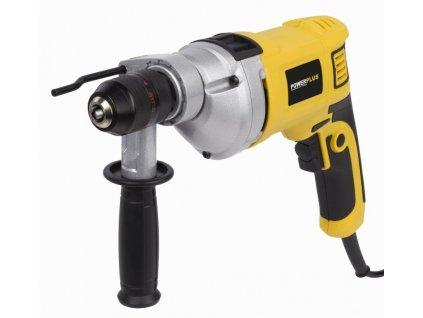 Powerplus POWX0270 Elektrická vrtačka s příklepem 850 W