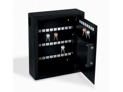Skříňka na klíče 300x365x100 elektronická