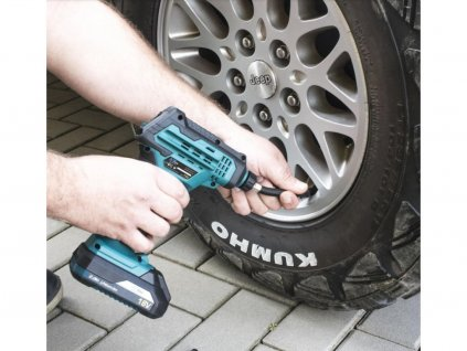 XTline XT102775 Aku kompresor 18V, bez baterie