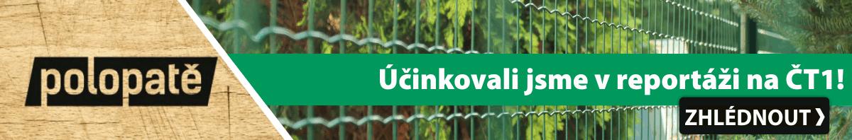 Polopatě – montáž plotu z čtyřhranného a svařovaného pletiva