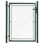 Branky zahradní jednokřídlé zelené šíře 100 cm