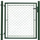 Branky zahradní jednokřídlé zelené šíře 120 cm