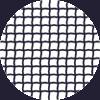 Kovové tkaniny - Rabicové pletivo