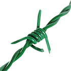 Ostnatý drát na plot (PVC nebo Zn)