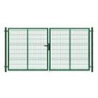 Branky a brány plotové panely 2D, 3D