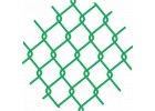 Zelené poplastované pletivo PVC bez ND