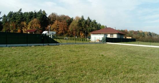 Montáž plotu Plzeň-sever - pletivo