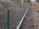 Montáž drátěného plotu - Šťáhlavy