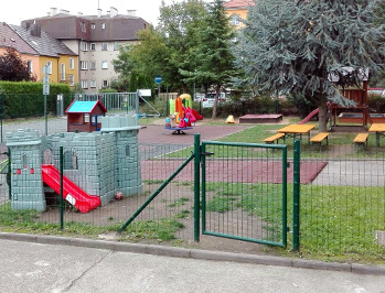 Stavba plotu - Plzeň