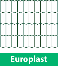 Pletivo zelené, Europlast
