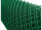 Poplastované pletivo zelené pvc, 400 cm, oko 45x45 mm, TENIS