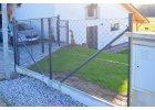 Pletivo poplastované výška 150cm bez ND (2,5mm;50x50mm;PVC; antracit)