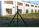 Vzpěra poplastovaná - PVC, výška 300 cm, 38 mm průměr