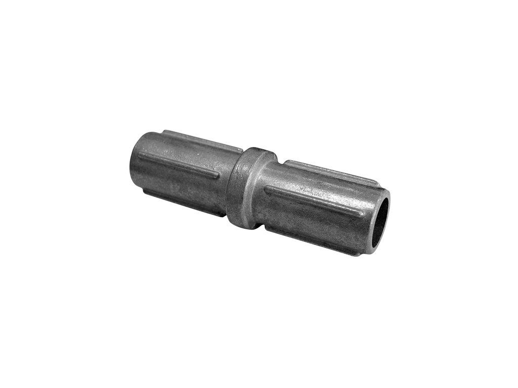Spojka pro plotové sloupky 48 mm Zn