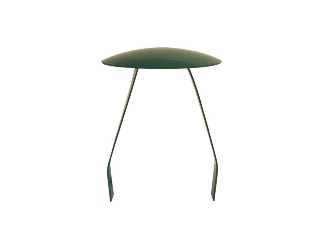 Čepička ocel 78 mm, zelená