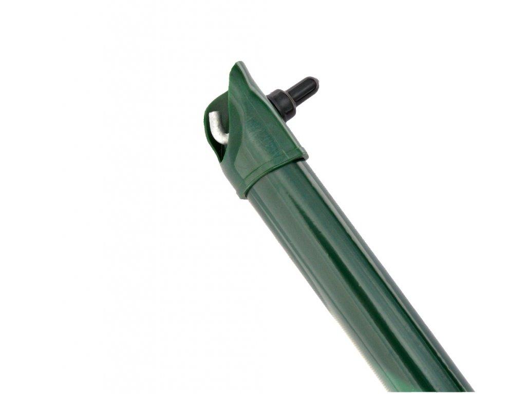 Vzpěra poplastovaná - PVC, výška 175 cm, 38 mm průměr