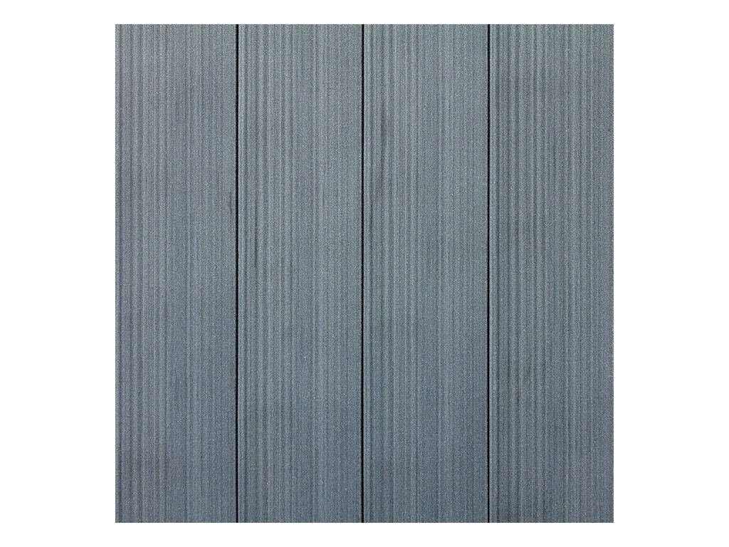 Plotovka WPC šedá, šířka 90 mm, síla 16 mm, délka 120 cm