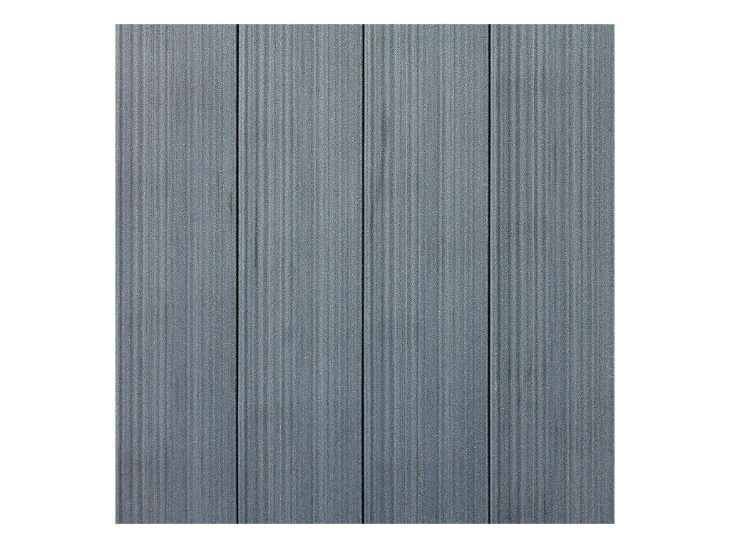 Plotovka WPC šedá, šířka 90 mm, síla 16 mm, délka 150 cm