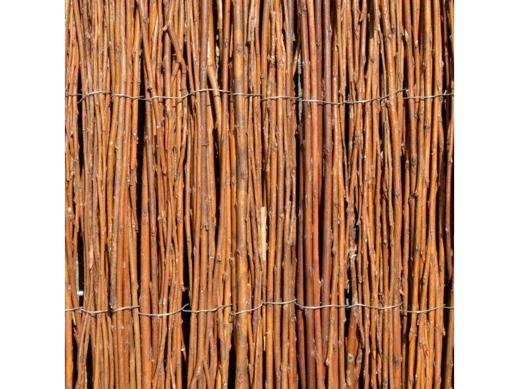 Rohož proutí vrby 2,5cm - výška 150cm