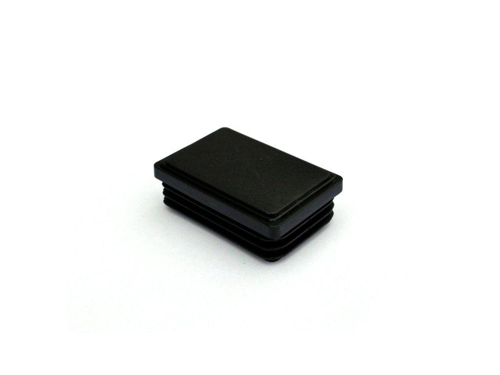 Zátka sloupek 60x40 černá