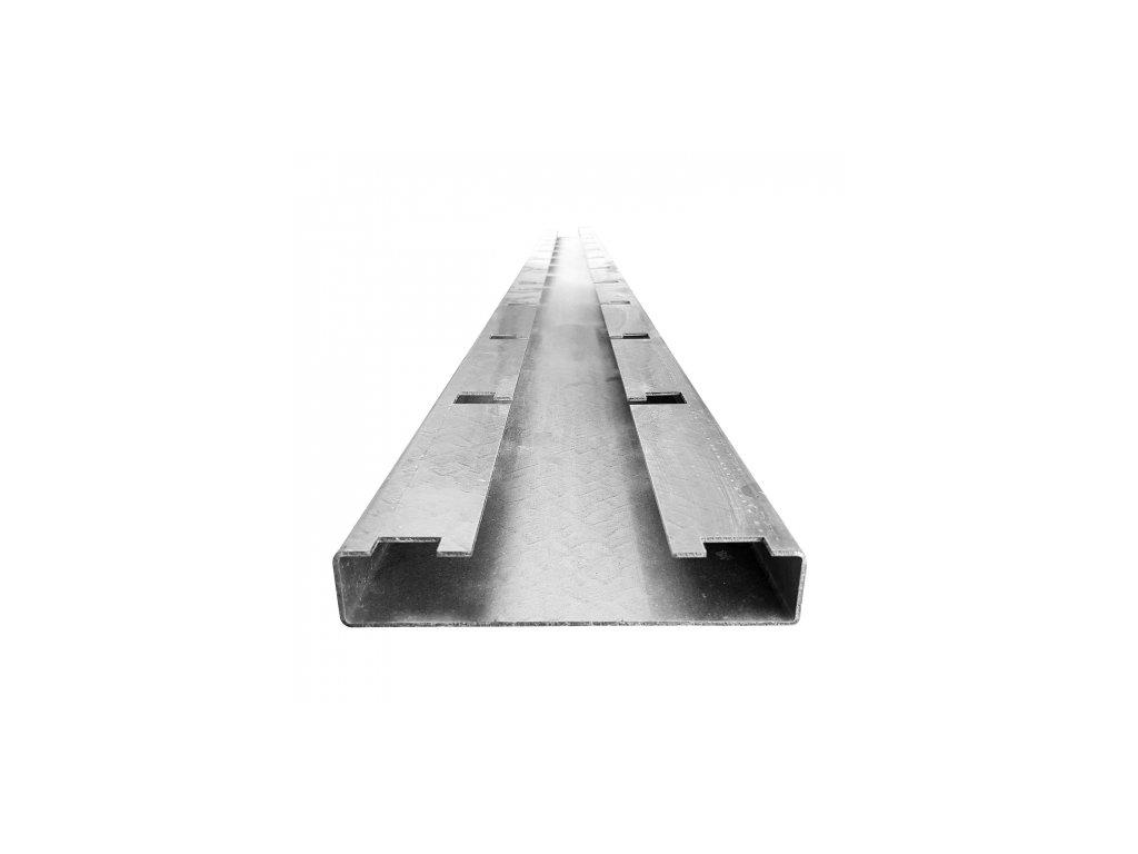 Gabionový sloupek 200 cm | Pletiva Dobrý