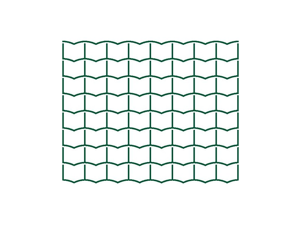 Svařované pletivo Multiplast - 3,0 mm, 120 cm