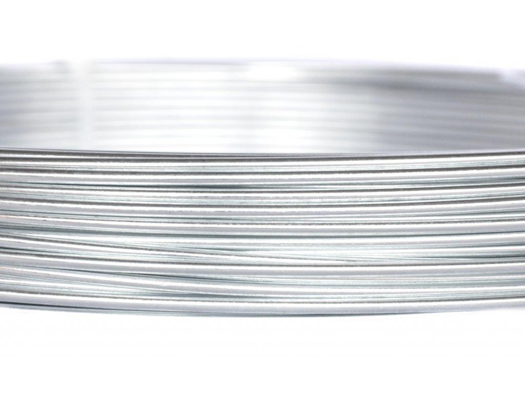 Vinohradnický drát Zn + Al - průměr 1,8 mm, 25 kg