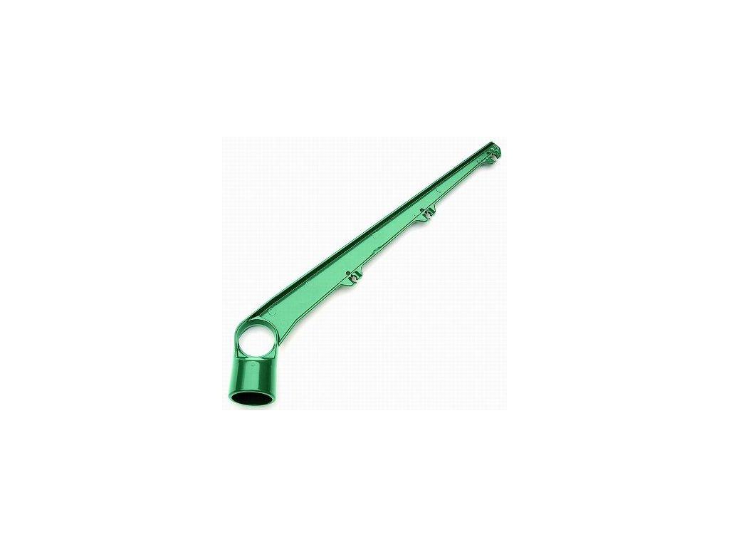 Nástavec na sloupek - Bavolet poplastovaný PVC 48 mm