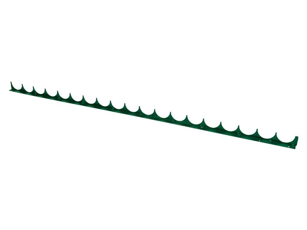 Protipřelezová pilka Zn+PVC