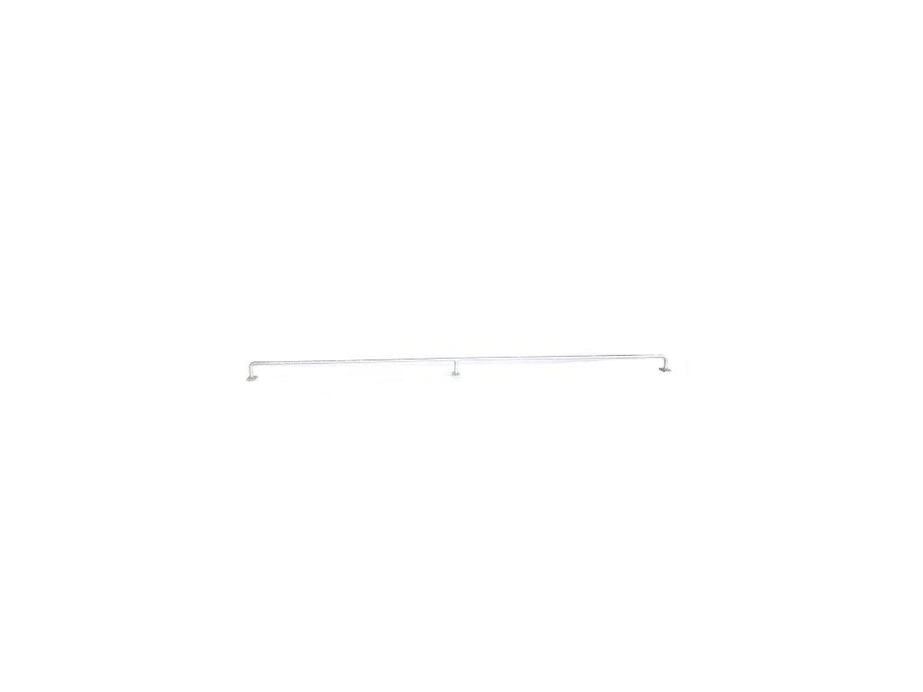Konzole pro uchycení pletiva Zn, výška 160cm