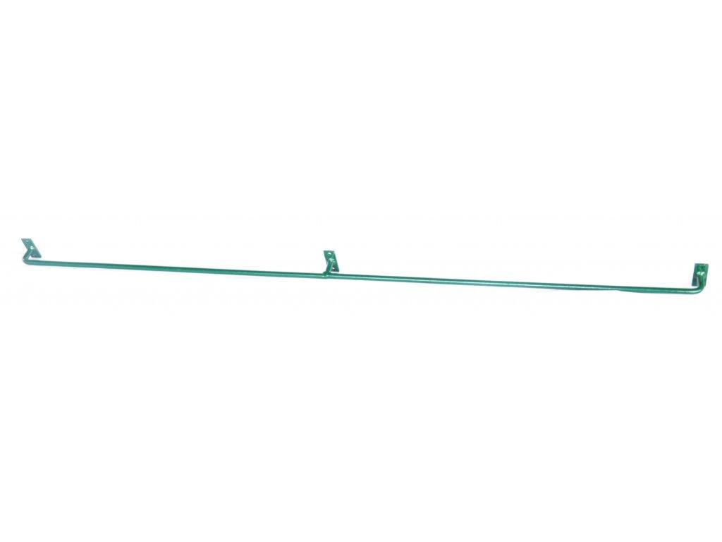 Konzole pro uchycení pletiva Zn + PVC, výška 200cm
